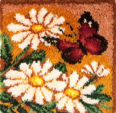Набор для вышивания PANNA Ромашки