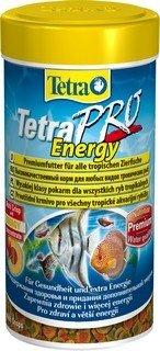 """Корм для рыб """"Tetra Pro Energy Crisps"""" для дополнительной энергии (чипсы), 100 мл"""