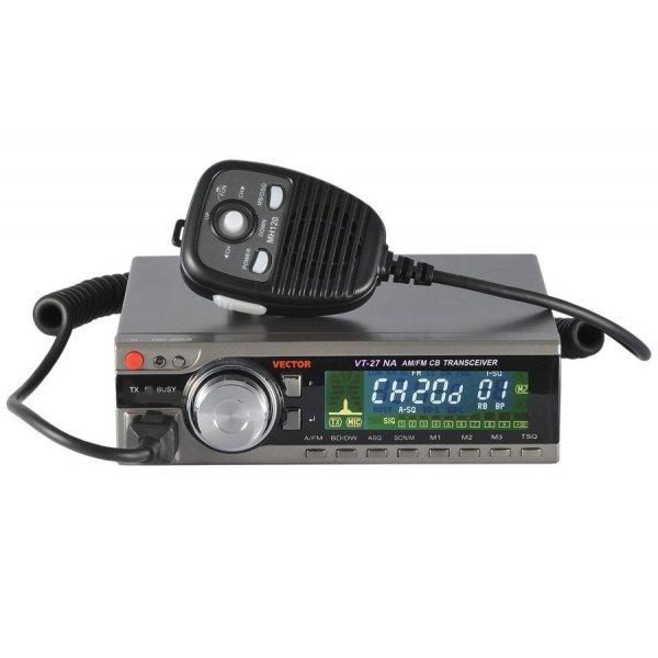 Автомобильная радиостанция Vector VT-27 NAVIGATOR