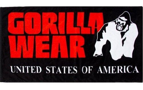 Полотенце Gorilla Wear Полотенце GW-99173 (100*50) 1 шт.