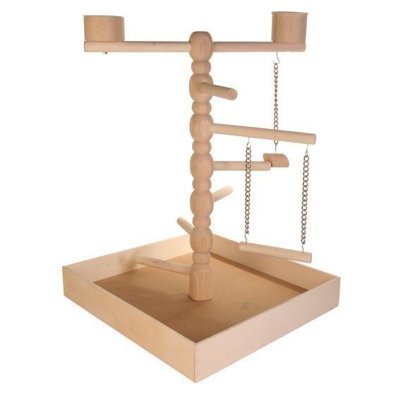 """Игровая площадка для птиц """"Trixie"""", 41x55x41 см"""