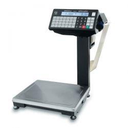 Печатающие фасовочные весы ВПМ-15.2-Ф1 с устройством подмотки ленты
