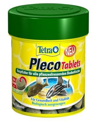 Tetra Pleco Wafer корм для сомиков, водорослеедов 250 мл