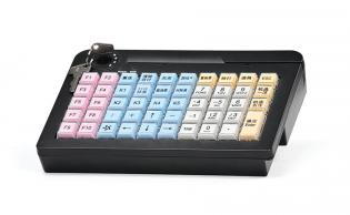 Программируемая POS-клавиатура АТОЛ KB-50-U черная