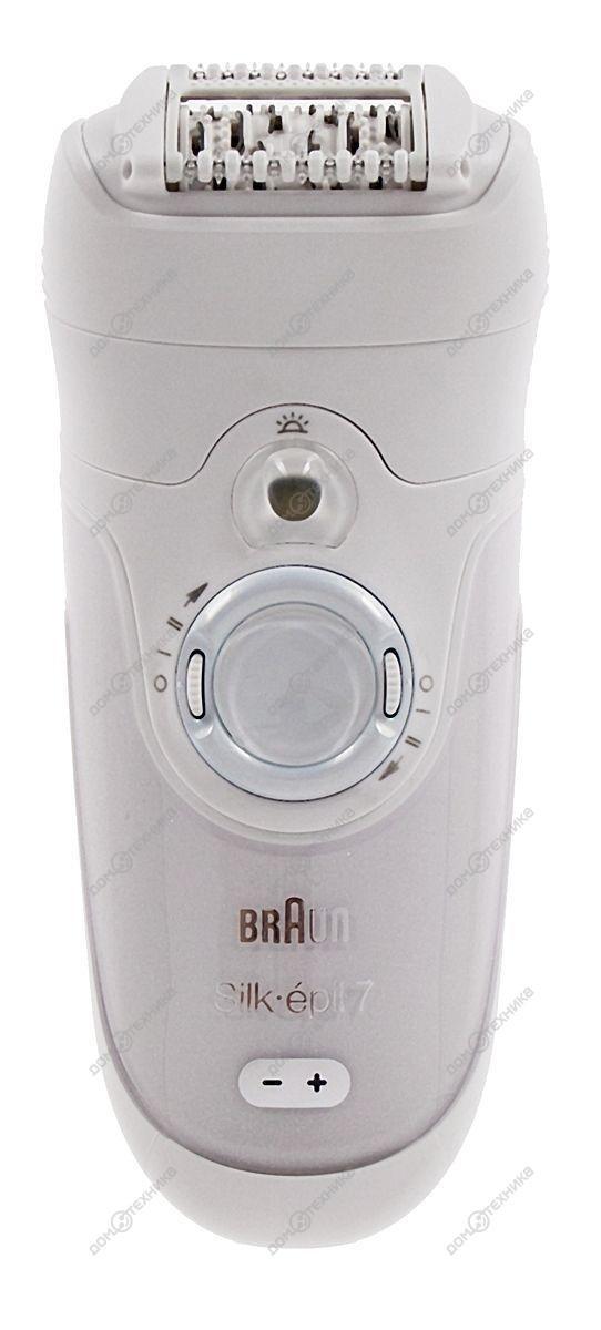 Эпилятор Braun 7921e