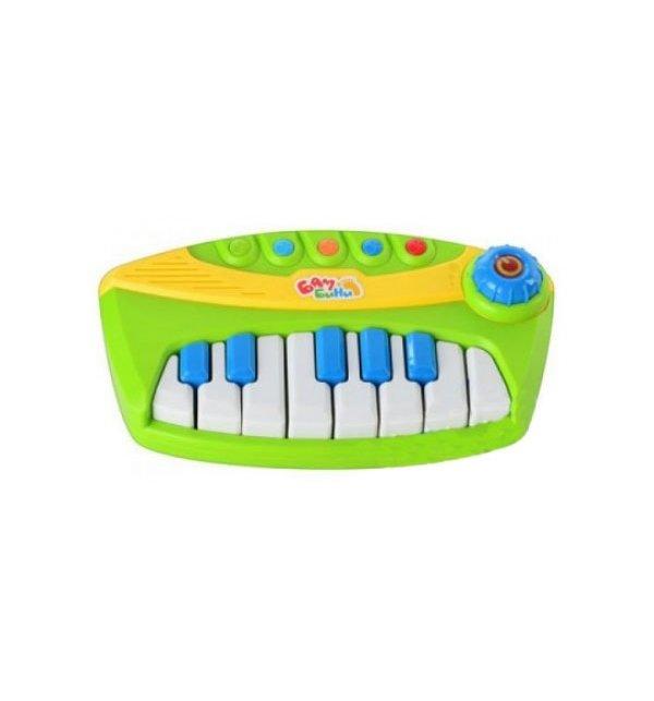 Развивающая игрушка со световыми и звуковыми эффектами S+S Toys БамБини Пианино