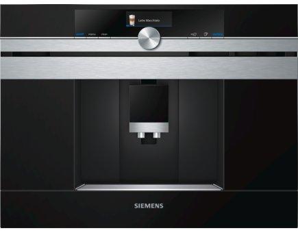 Встраиваемая кофемашина Siemens CT 636 LES1