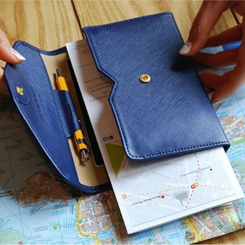 Кошелек-холдер для документов Tripping Wallet