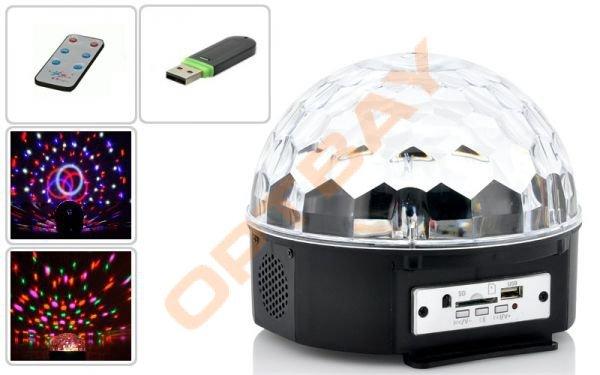 Светодиодный диско-шар (Magic Ball Light)