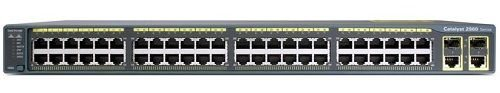 Коммутатор Cisco WS-C2960R+48TC-L