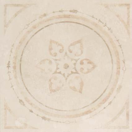 Unicom Starker Renaissance Ivory Decoro 15x15 см