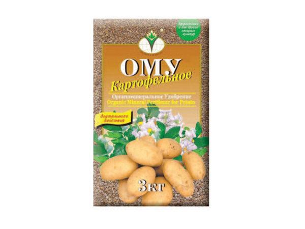 удобрение ому картофельное 3 кг
