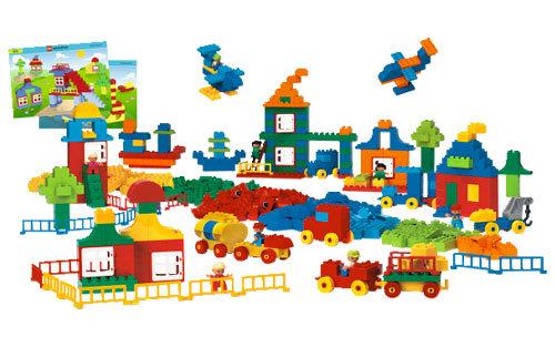 Конструктор LEGO Education PreSchool 9090 Большой набор