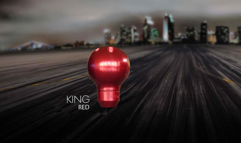 Ручка кпп momo (момо) King Red Old