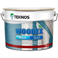 Антисептики Антисептик кроющий teknos woodex aqua solid (Текнос Вудекс Аква Солид)