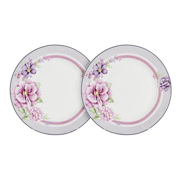 Тарелка Primavera закусочная Цветочная феерия