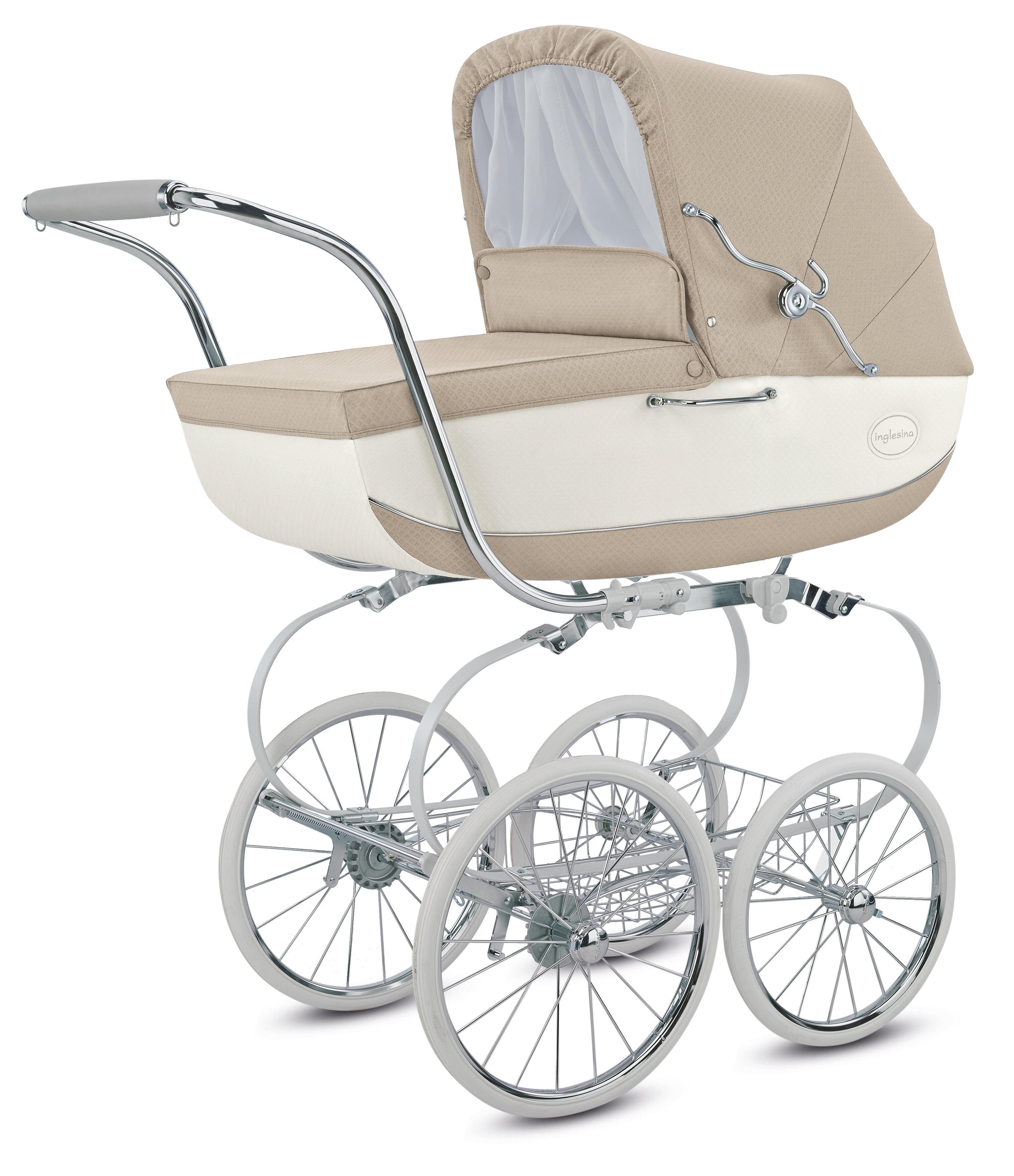 Коляска для новорожденных Inglesina Classica (шасси Balestrino)