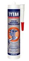 Герметик силикон высокотемпературный красный 310мл TYTAN 19380/00843