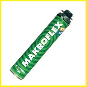Монтажная пена профессиональная Makroflex PRO 750мл