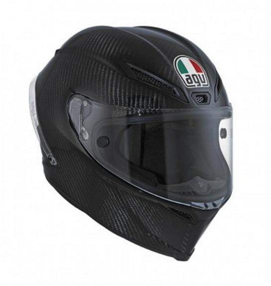 Шлем AGV Pista GP Solid - Carbon (XXL)