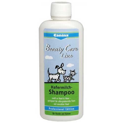 Canina Шампунь для собак и кошек для кожи и шерсти с овсяным молочком Hafermilch-Shampoo (250 мл)