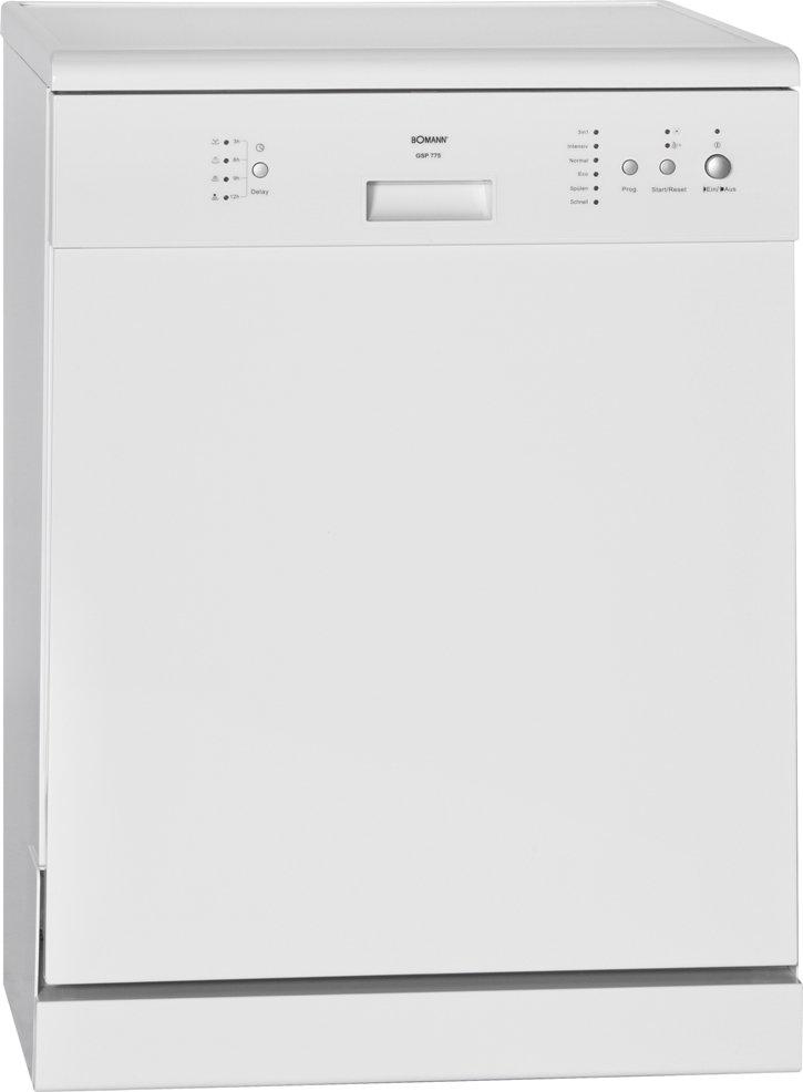 Отдельностоящая посудомоечная машина Bomann GSP 775