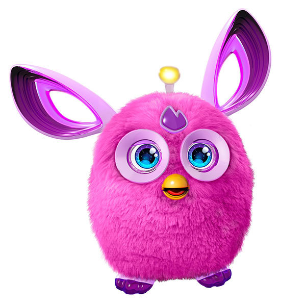 Интерактивная игрушка Hasbro Furby B7150/B6087 Ферби Коннект розовый