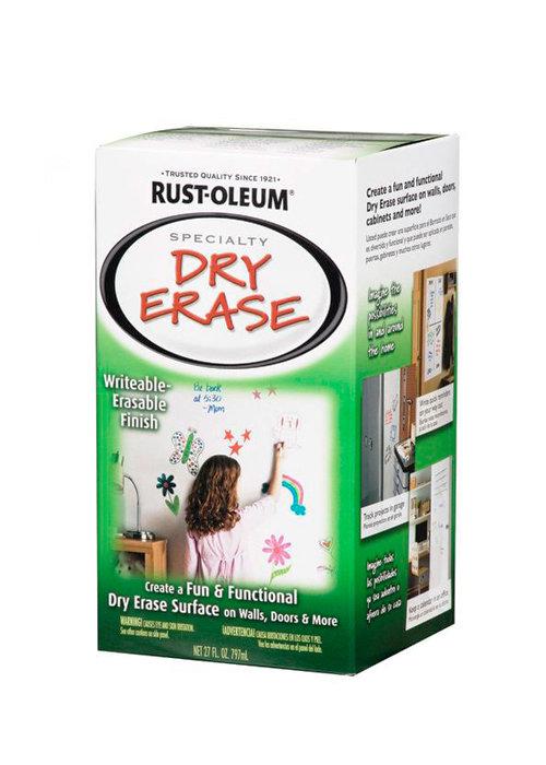 Rust-Oleum Dry Erase Маркерное краска (покрытие), белая