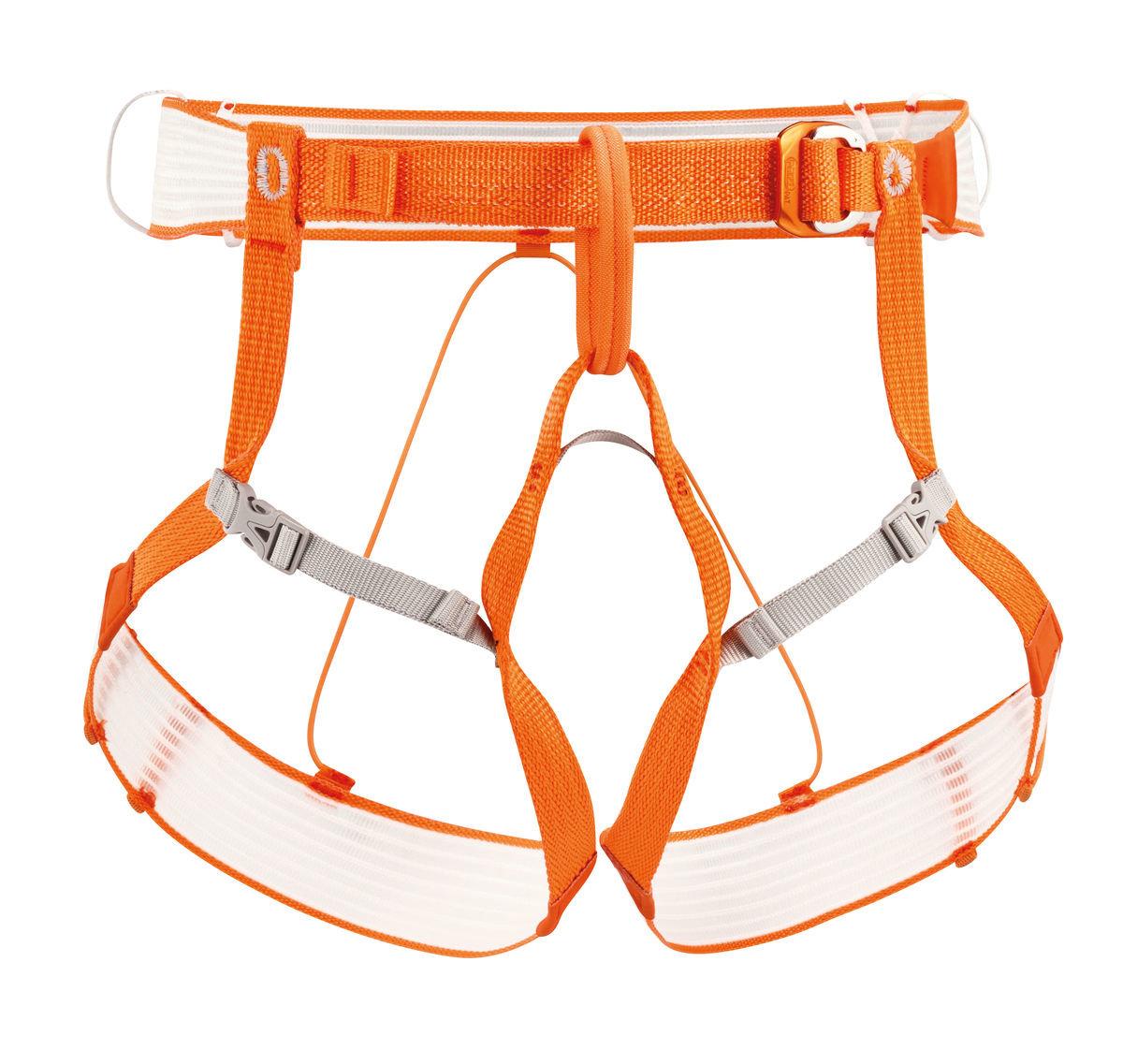 Страховочная система Petzl Altitude Orange/White