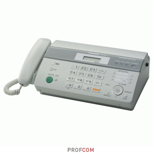 Факс Panasonic KX-FT982RUW