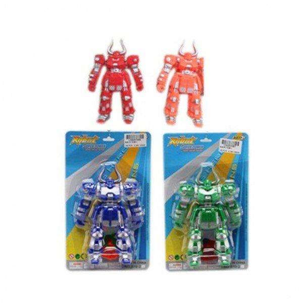 Игрушки для мальчиков Игрушечный робот суперсила Shantou Gepai B10-26