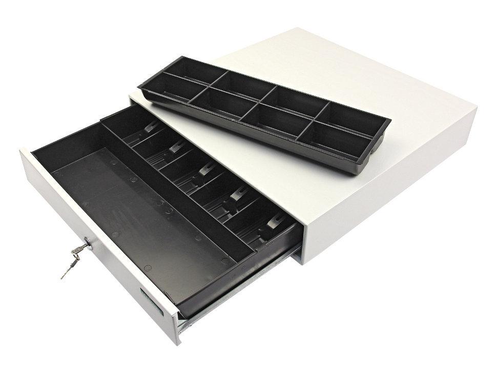 Денежный ящик Меркурий 100 светлый механический