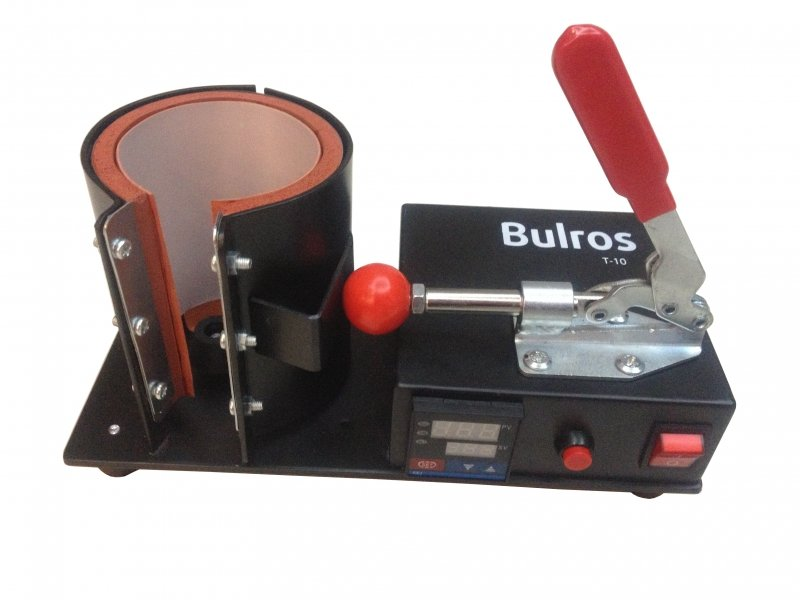 Кружечный термопресс Bulros T-10 new