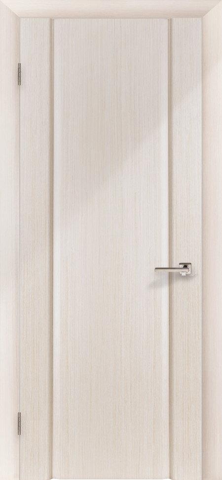 Межкомнатные двери шпонированные беленый дуб