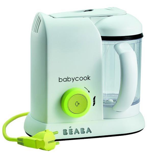 Блендер-пароварка Beaba Babycook Solo Neon
