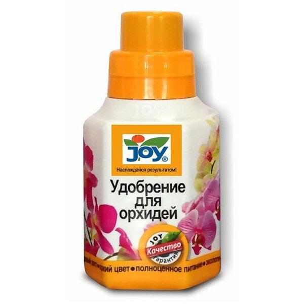 """Удобрение Joy Лигногумат """"для Орхидей"""" Дм-Npk 6% 0,25Л"""