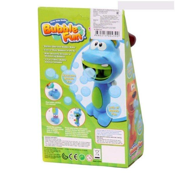 Устройство для мыльных пузырей