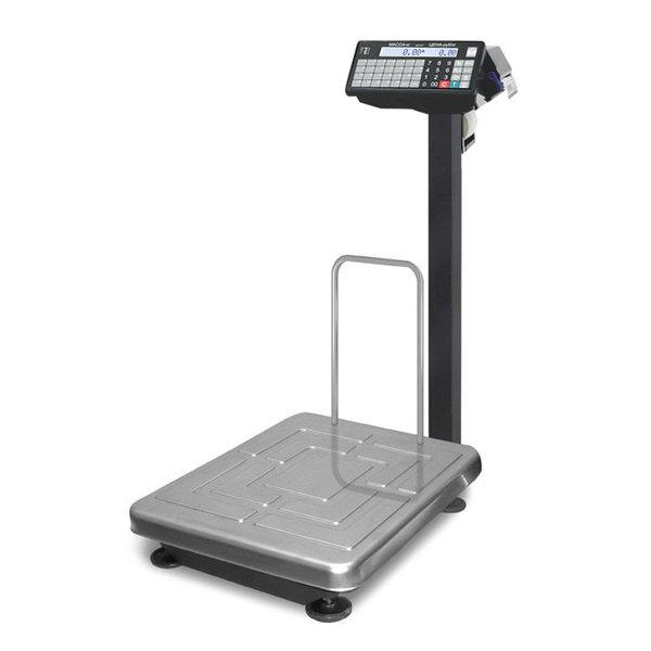 Весы товарные с печатью этикеток ТВ-S-P3 (15 кг.)