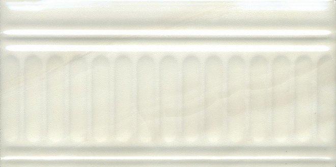 Керамическая плитка Kerama Marazzi Летний сад фисташковый структура 19018/3F Бордюр 9,9x20
