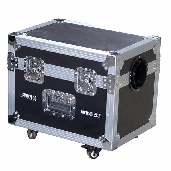 INVOLIGHT LFWM2000 - генератор тяжелого дыма 2000 Вт, DMX-512
