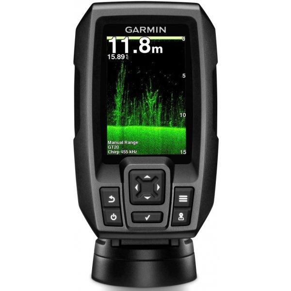 """Рыбопоисковый GPS картплоттер с эхолотом CHIRP и дисплеем 3,5"""" Garmin STRIKER 4"""
