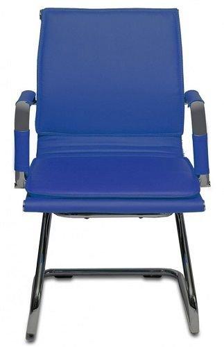 Кресло Бюрократ CH-993-LOW-V/BLUE