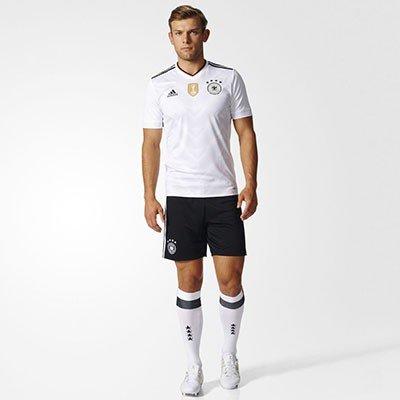 Форма сборной Германии по футболу 2016/2017 (комплект: футболка + шорты + гетры)