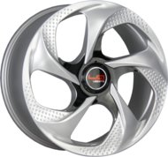 """Диски литые Replica LA Concept-MB502 20"""" 5/112 8.5x20""""/5x112 D66,6 ET45 серебристый - фото 1"""