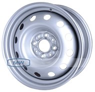 Диск MAGNETTO WHEELS 14003 S AM 5.5x14/4x98 D58.5 ET35 Silver - фото 1