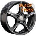 Диск колесный LS Wheels 114 6.5x16/5x114.3 D73.1 ET45 FGMF - фото 1