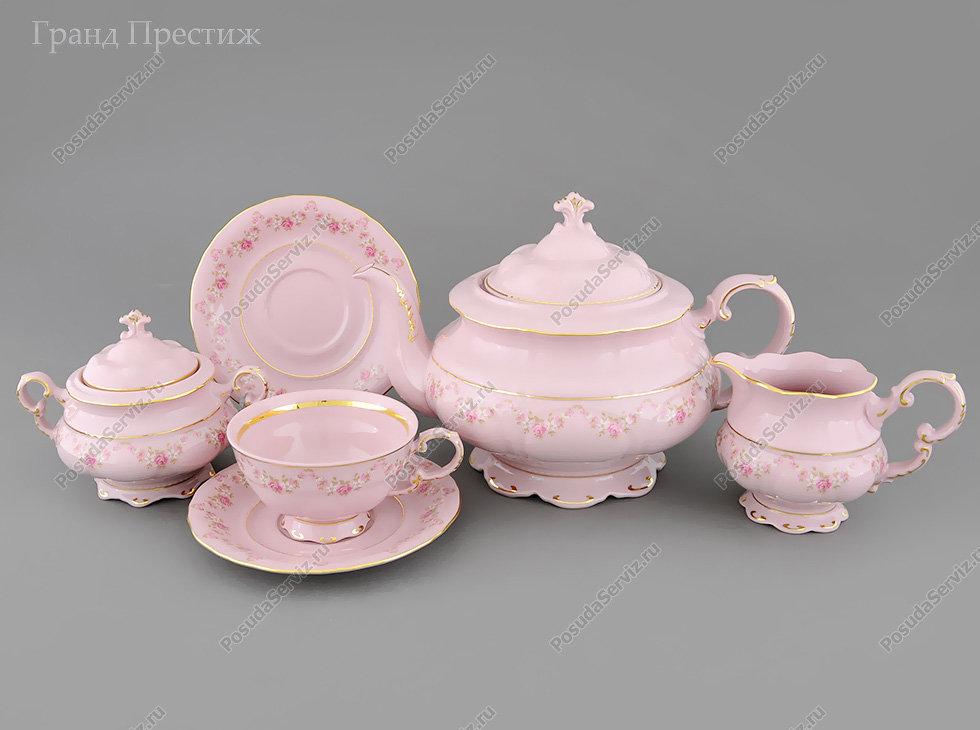Чайный сервиз LEANDER