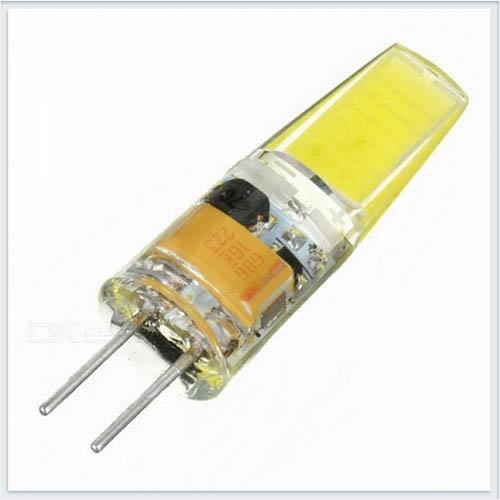 Лампа светодиодная Foton FL-LED G4-COB 3W 4200K 12V G4 210lm 10х32mm белый свет (607072)