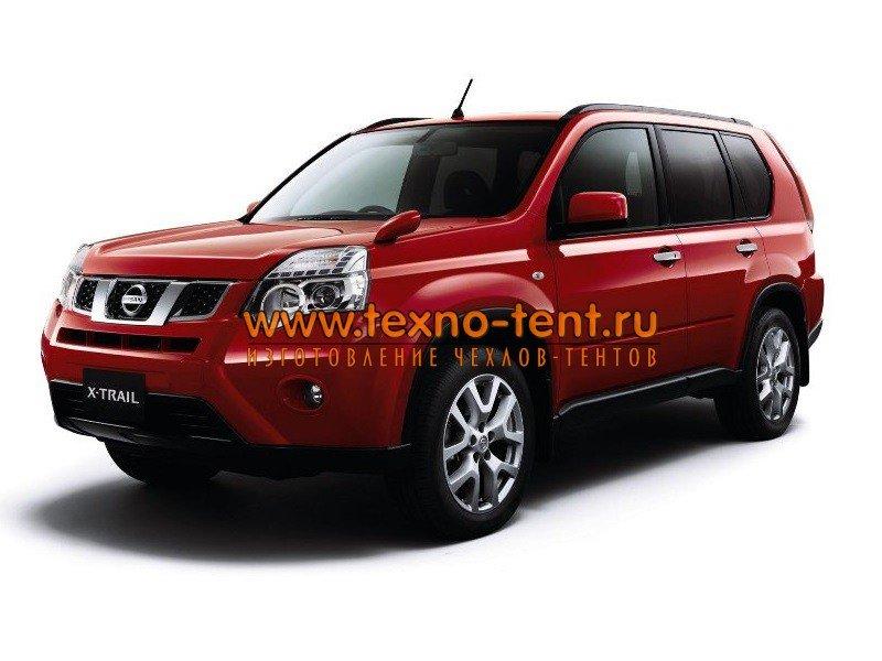 Тент для автомобиля Nissan X-Trail T31 стандарт