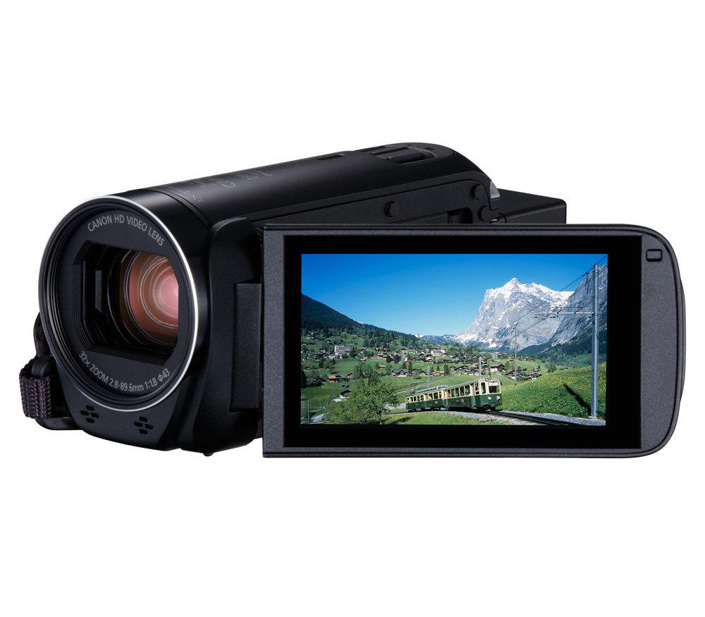 Видеокамера Canon LEGRIA HF R806, черная